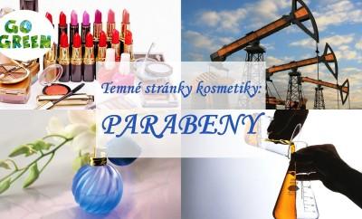GoGreen 4 – Temné stránky kosmetiky: Parabeny
