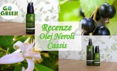 GoGreen 5 – Recenze: Pšstící olej Neroli Cassi