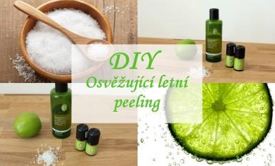 GoGreen 6 – DIY: Letní osvěžující peeling
